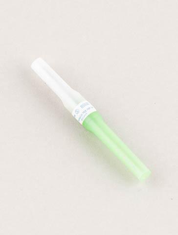 Kanüle grün, 21G, 0.8 x 38 mm