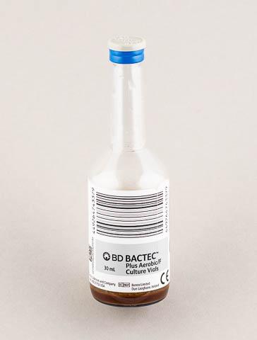 Blutkultur-Flaschen aerob (blau)