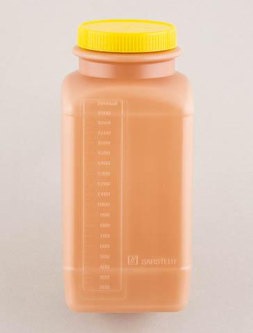 Urin-Sammelbehälter für 24 h-Urin