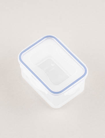 Behälter für Implantat zur Sonikation HPL807, Vol. 470ml, L110 x B80 x H60mm, rechteckig