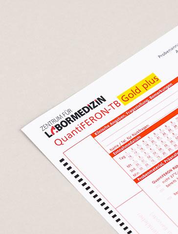 QuantiFERON-TB Gold plus