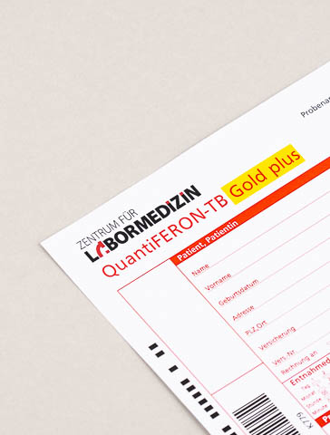 Formular: Quantiferon