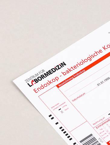 Formular: Endoskopie