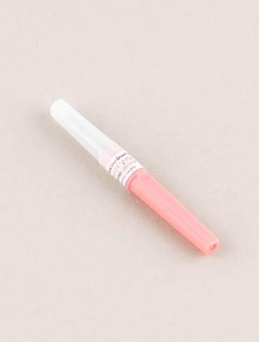Kanüle rosa, 18G, 1.25 x 38 mm